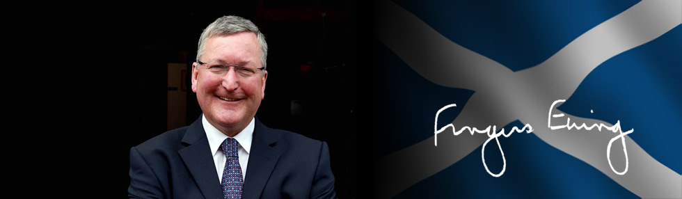 Fergus Ewing: MSP for Inverness and Nairn